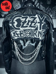 Ozzy Osborne The Ultimate Sin Jacket