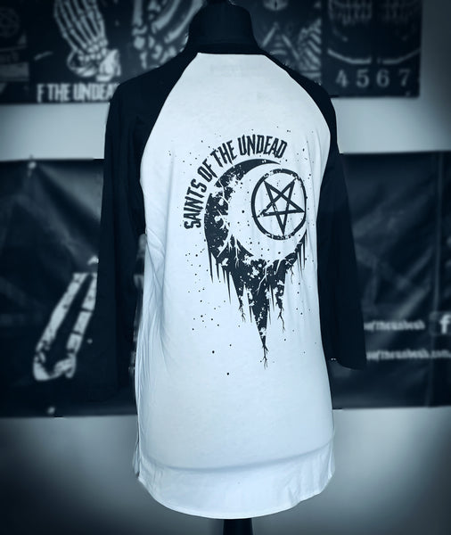 Occult Moon Baseball Shirt