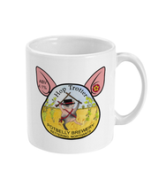 Load image into Gallery viewer, Potbelly Brewery Hop Trotter 11oz Mug
