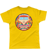 Load image into Gallery viewer, Retro Life's an Adventure Classic Cut Men's T-Shirt