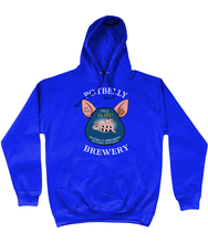Load image into Gallery viewer, Potbelly Brewery Pigs Do Fly Hoodie