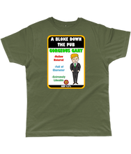 Load image into Gallery viewer, A Bloke Down the Pub Gorgeous Gary Pump Clip Classic Cut Men's T-Shirt