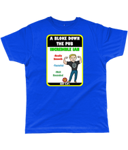 Load image into Gallery viewer, A Bloke Down the Pub Incredible Ian Pump Clip Classic Cut Men's T-Shirt