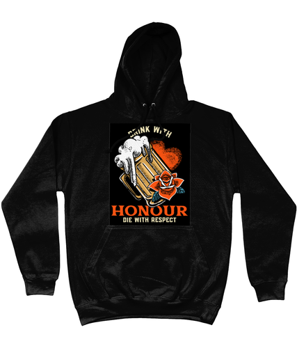 Drink with Honour Hoodie