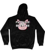 Load image into Gallery viewer, Potbelly Brewery Retro Logo Hoodie