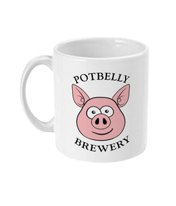 Potbelly Brewery Beijing Black 11oz Mug