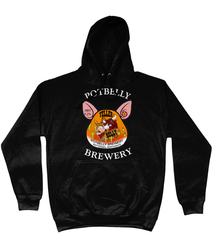 Potbelly Brewery Yeller Belly Hoodie
