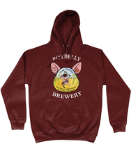 Load image into Gallery viewer, Potbelly Brewery Hop Trotter Hoodie