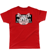 Load image into Gallery viewer, Potbelly Brewery Retro Distressed 2020 Classic Cut Men's T-Shirt