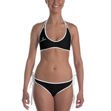 Load image into Gallery viewer, OGM Two-Piece Swimsuit (Black)