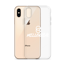 Load image into Gallery viewer, iPhone Case - Clear/White