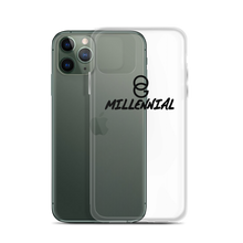 Load image into Gallery viewer, iPhone Case - Clear/Black