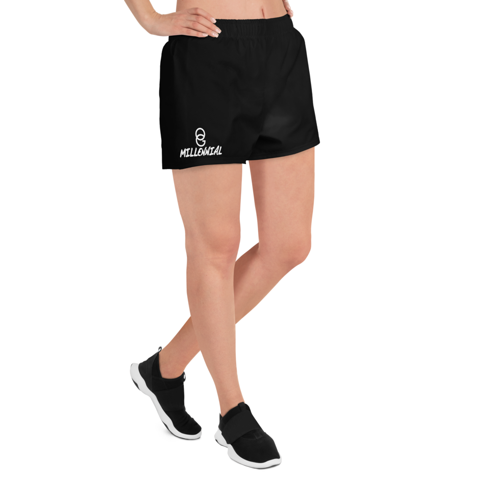 OGM Women's Shorts (Black)