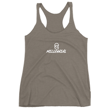 Load image into Gallery viewer, OG Millennial Racerback Tank