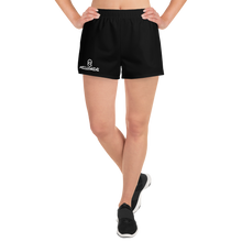 Load image into Gallery viewer, OGM Women's Shorts (Black)