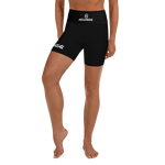 OGM Women's Yoga Shorts (Black)