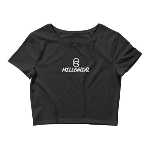 OG Millennial Fitted Crop Tee