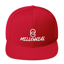 Load image into Gallery viewer, OG-Millennial Snapback Hat