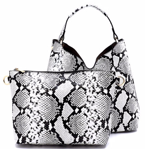 The Alexis Python Bag