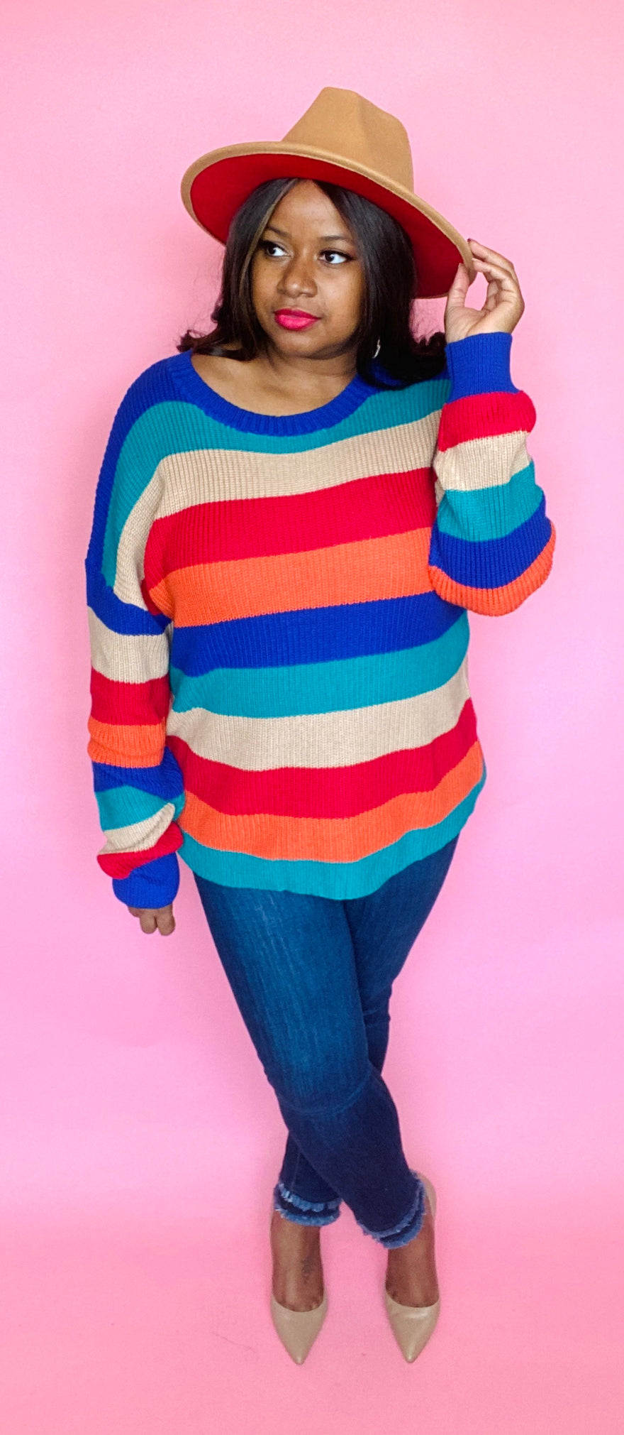Colorfall Sweater