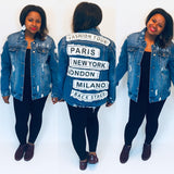 Fashion Tour Denim Jacket