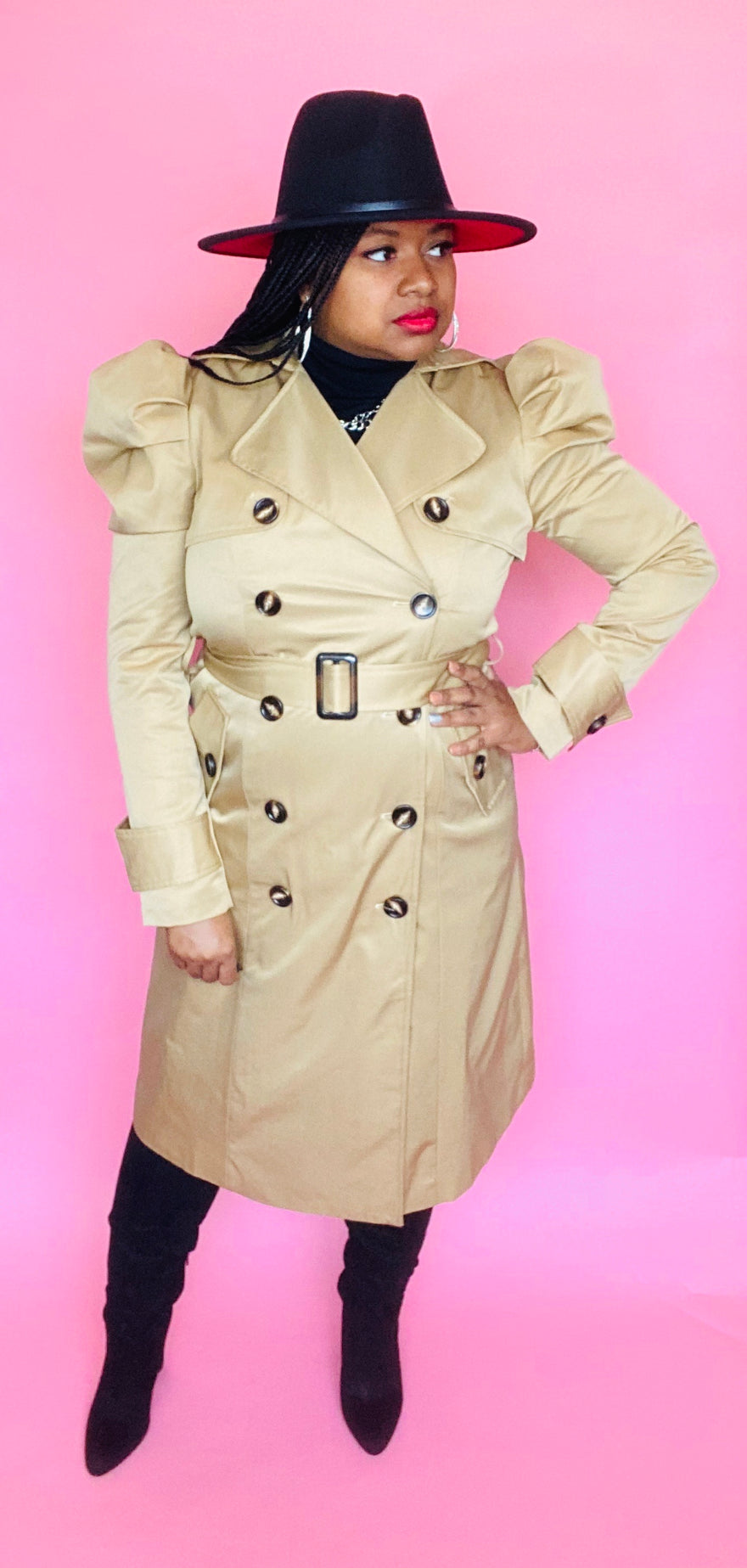 The Classy Trench