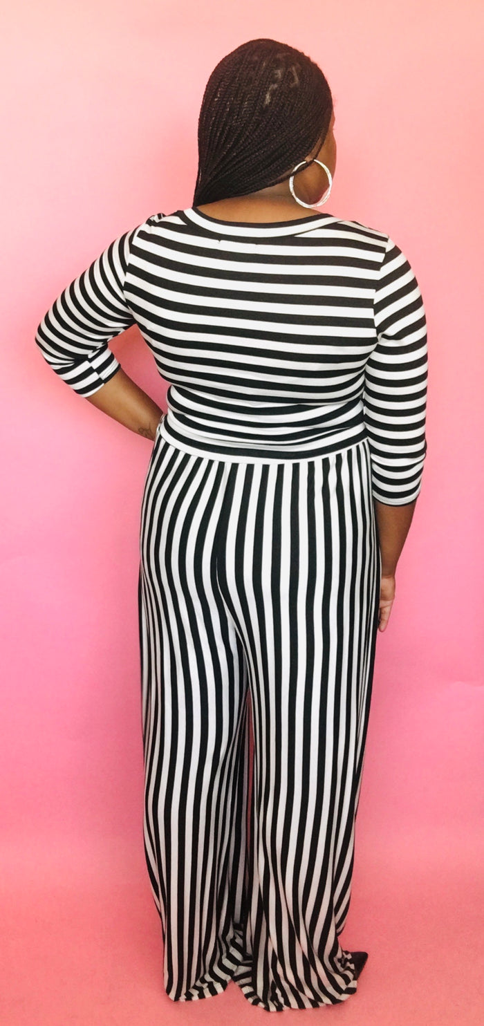 Beetle Juice Jumpsuit