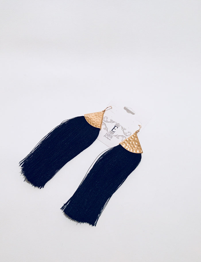 Tina Tassel Earrings