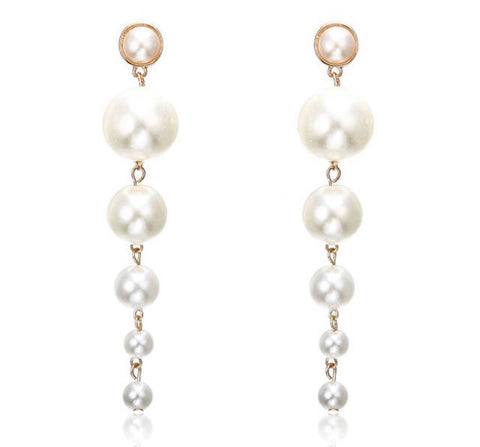 Valencia Pearl Earrings