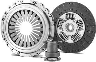 IVECO CLUTCH 104082-1 - Transportation Components