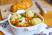 Load image into Gallery viewer, Chicken Matzo Ball Soup