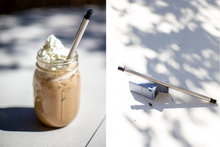 Load image into Gallery viewer, Portable Stainless Steel Straw
