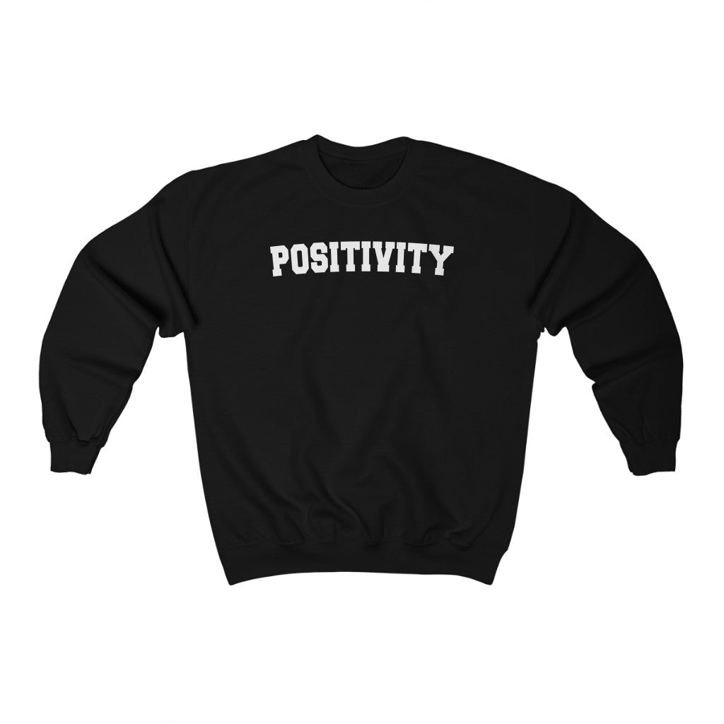 POSITIVITY UNIVERSITY™ Crewneck Sweatshirt