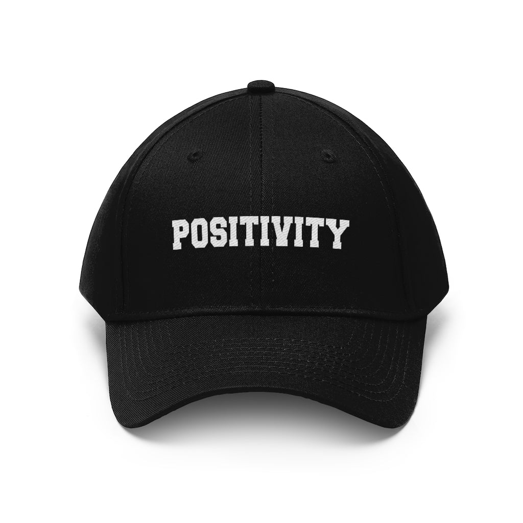 POSITIVITY UNIVERSITY Dad Hat