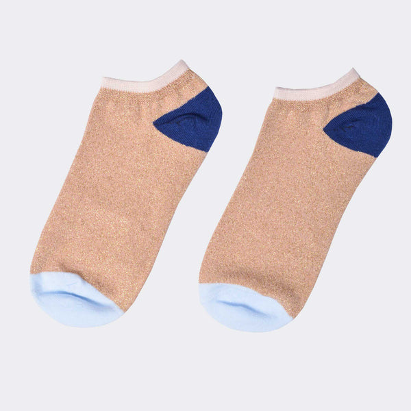 ROSE GOLD SOCK