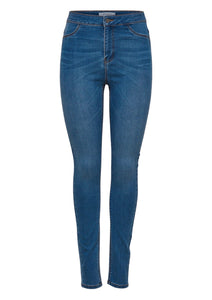 Light blue high waisted Jeggings