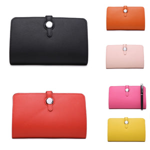 Purse with removable coin pouch - variety of colours