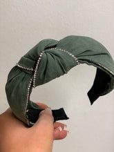 Load image into Gallery viewer, Diamanté detail headbands - variety of colours