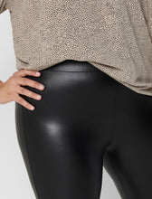 Load image into Gallery viewer, Coated shiny leggings - Curve Range