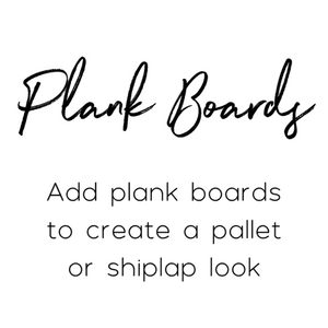 Plank Boards Add On
