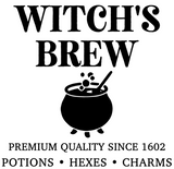 Witch's Brew Interchangeable Sign Insert  **INSERT ONLY**