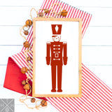 Toy Soldier Handmade Wood Sign