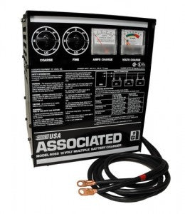 Associated 6065 Battery Charger Parts List