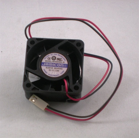 0099000453 Schumacher Fan Motor 5 volt Muffin Quiet