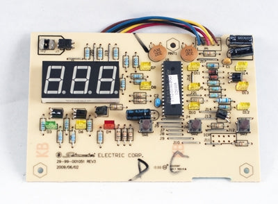 2299001752 Schumacher Control Board Assembly (INC-812A)