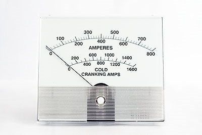 247-021-000 Christie Automotive Ammeter 800 Amp (535182-404)