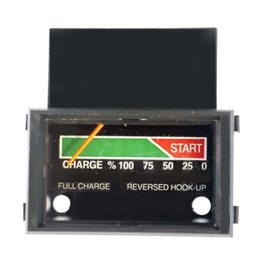 5399100106 Schumacher Ammeter Power Meter Charge Indicator 0-125 Amp Range