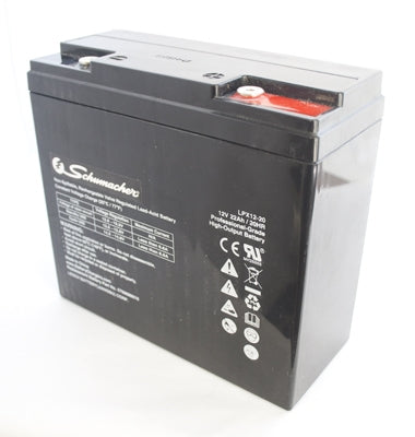 5799000010 Schumacher 12V Battery w/ UL Mark