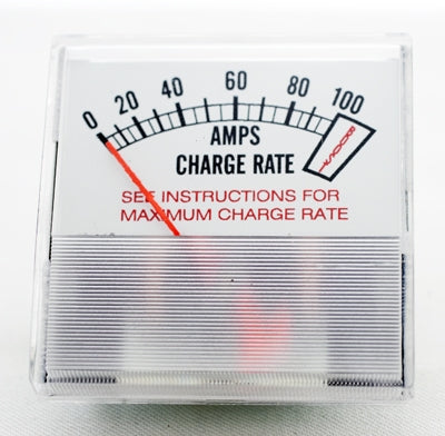 605204 Associated Ammeter 0-100 Amp Range W/ Boost