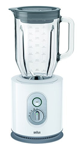 Braun JB 5160 Blender Identity Collection (1000 Watt) White